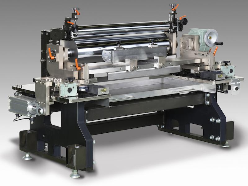 Yasui Seiki Mirwec Roll To Roll Precision Custom Coating